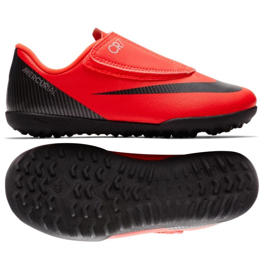 Buty Nike JR Vapor 12 PS (V) CR7 TF AJ3108 600