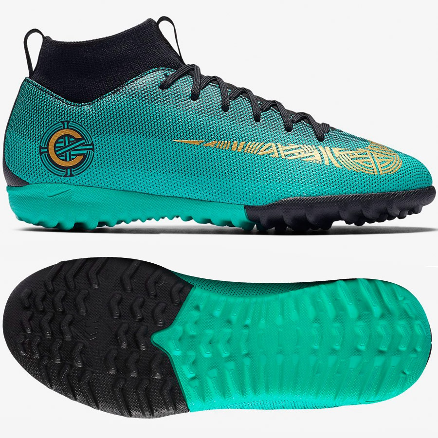 Buty Nike JR Mercurial Superfly 6 Academy GS CR7 TF AJ3112 390