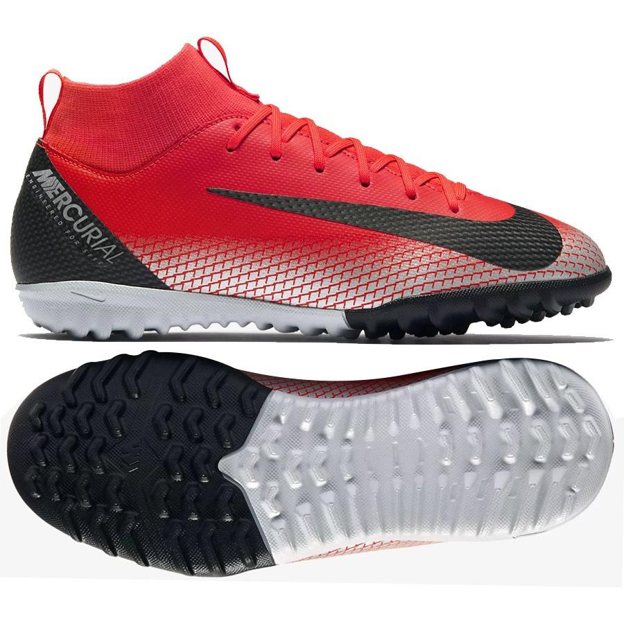 Buty Nike JR Mercurial Superfly 6 Academy GS CR7 TF AJ3112 600