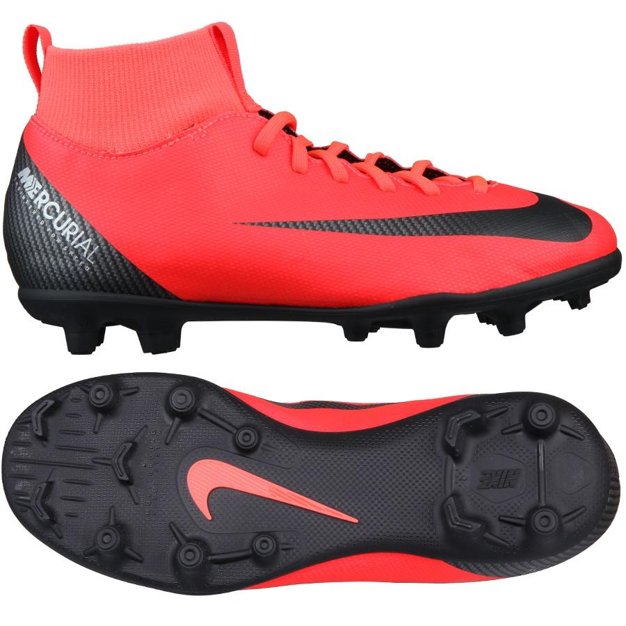 Buty Nike JR Mercurial Superfly 6 Club CR7 MG AJ3115 600