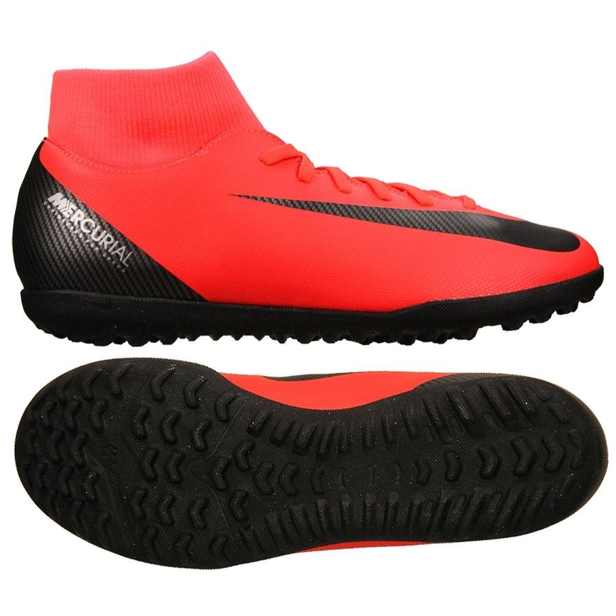 Buty Nike Mercurialx 6 Club CR7 TF AJ3570 600