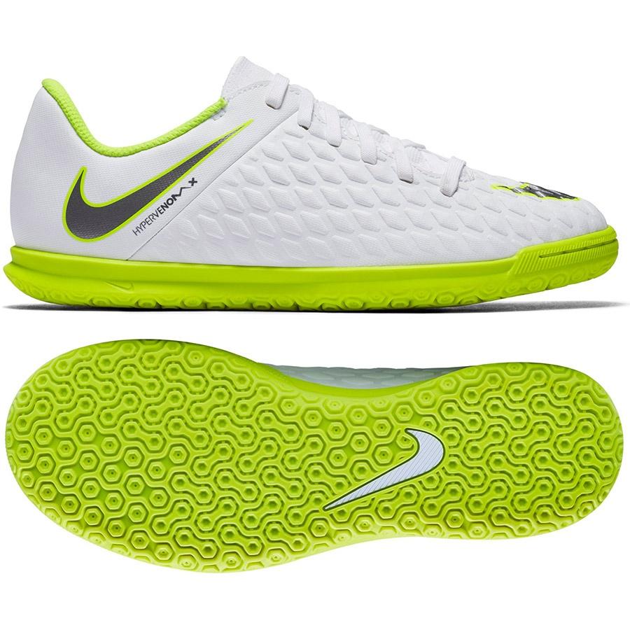 Buty Nike JR Hypervenom PhantomX 3 Club IC AJ3789 107
