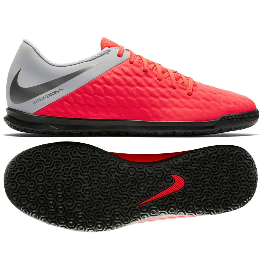 Buty Nike JR Hypervenom PhantomX 3 Club IC AJ3789 600