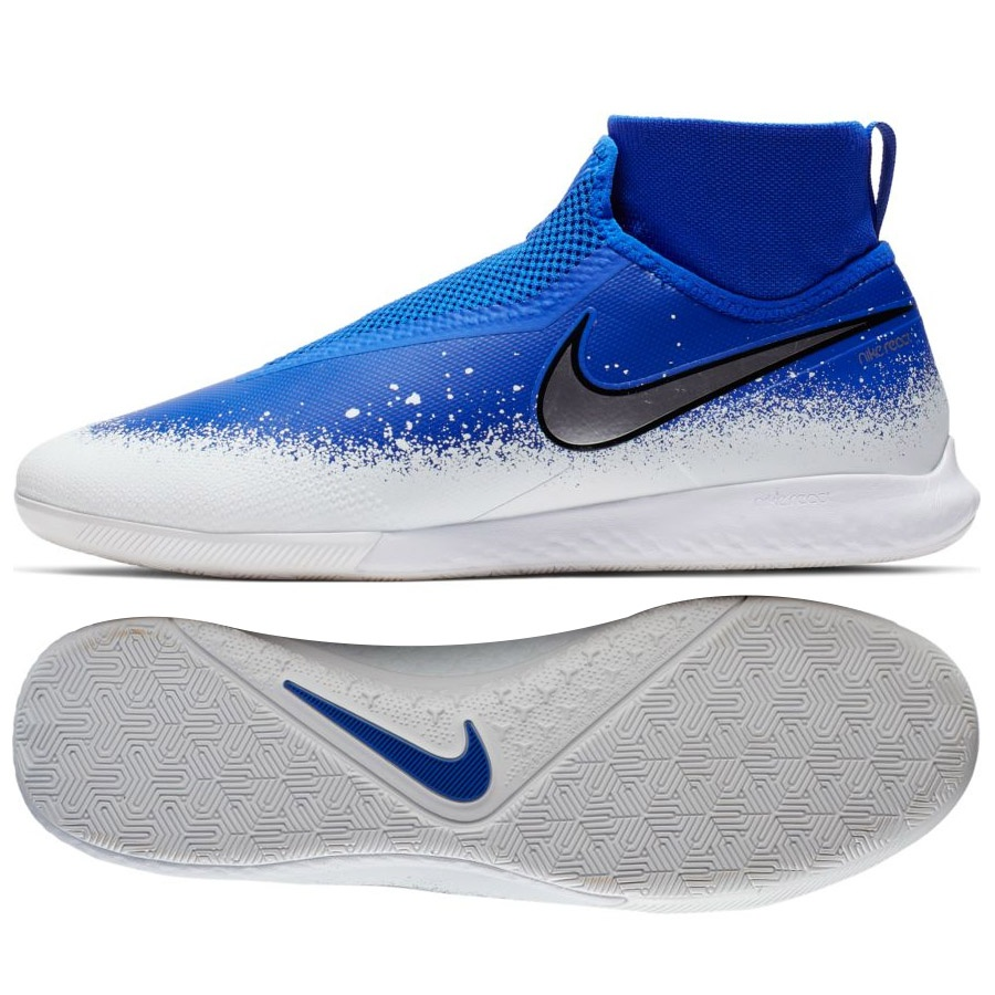 Buty Nike React Phantom VSN Pro DF IC AO3276 410
