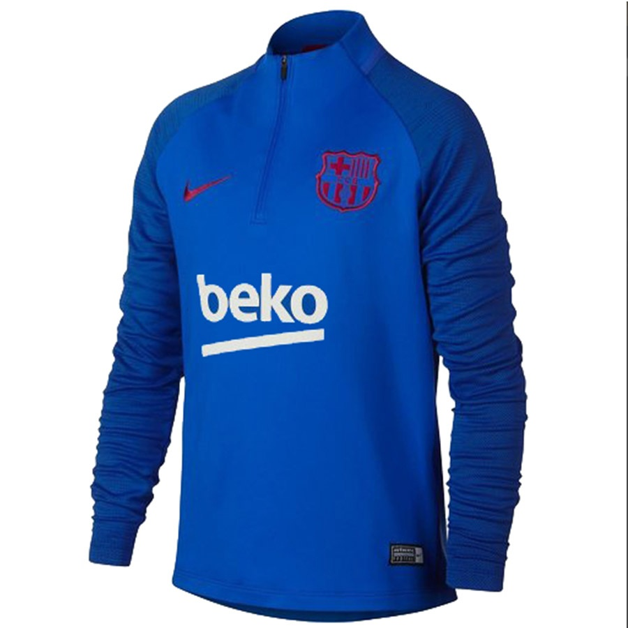 Bluza Nike FC Barcelona Dry Drill Top AO5159 402