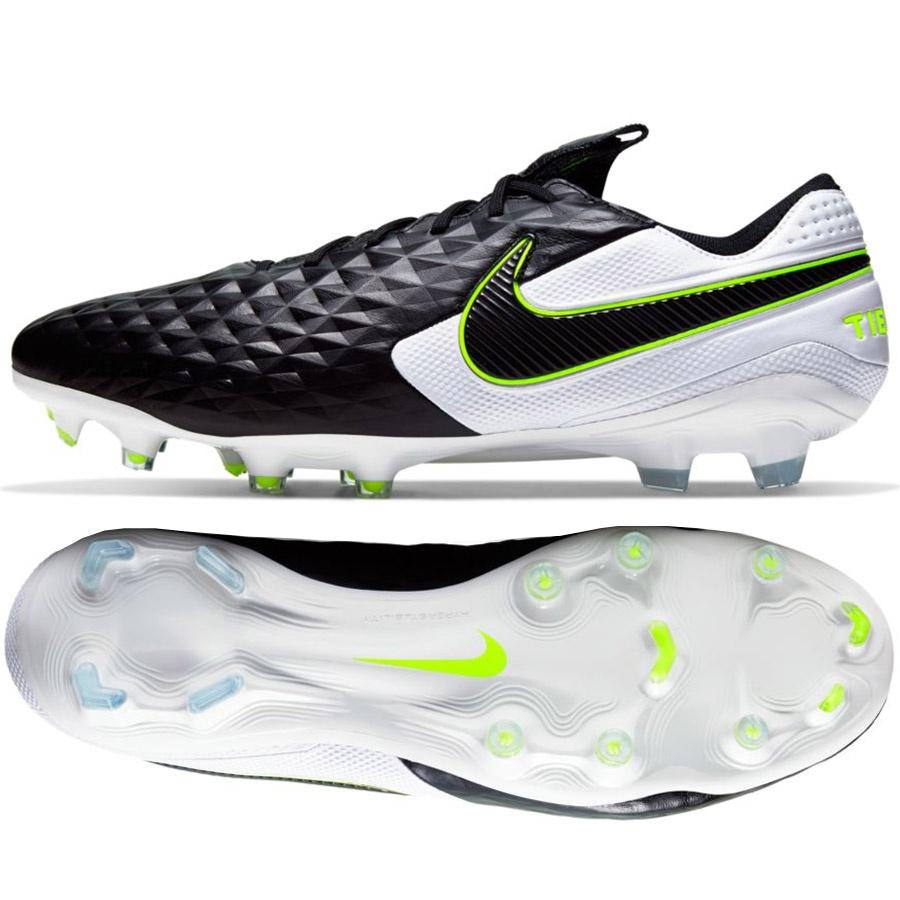 Buty Nike Tiempo Legend 8 Elite FG AT5293 007