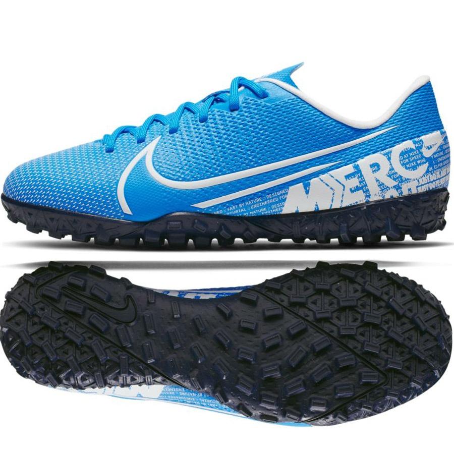 Buty Nike JR Mercurial Vapor 13 Academy TF AT8145 414