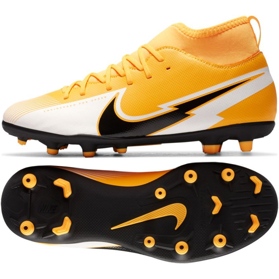 Buty Nike JR Mercurial Superfly 7 Club FG/MG AT8150 801