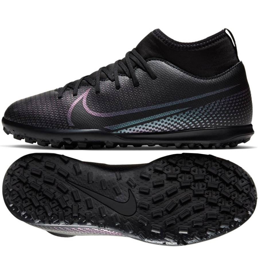 Buty Nike JR Mercurial Superfly 7 Club TF AT8156 010