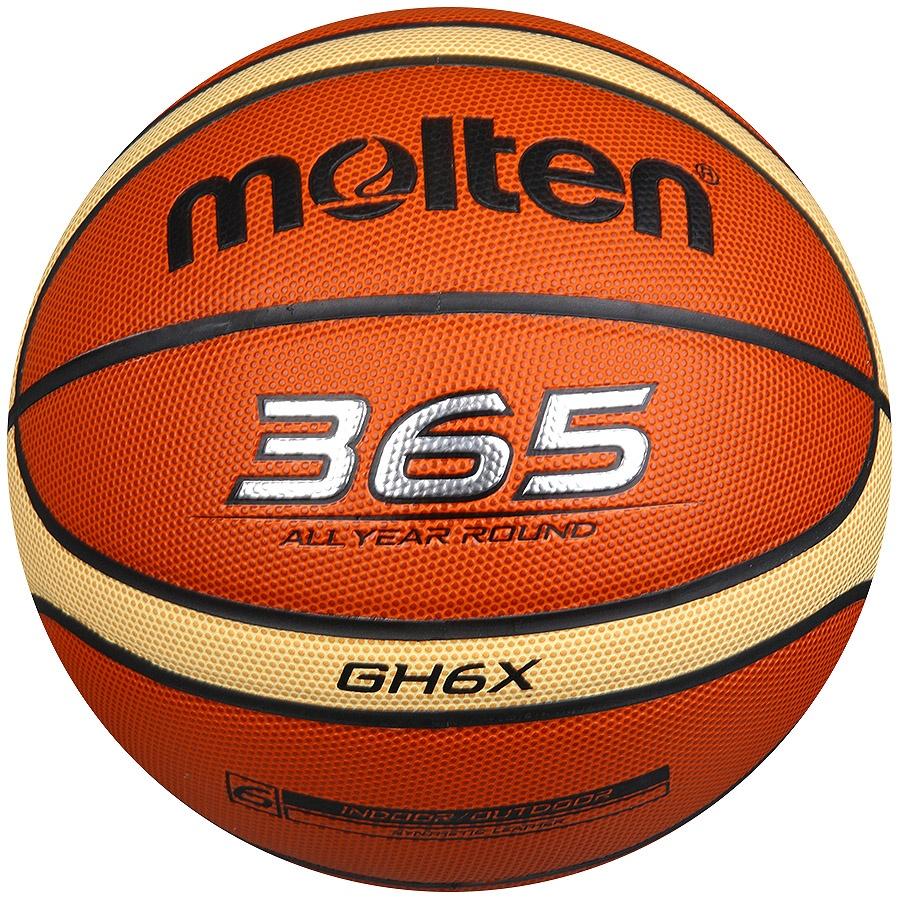 Piłka koszykowa Molten B6GHX 365 srebrne