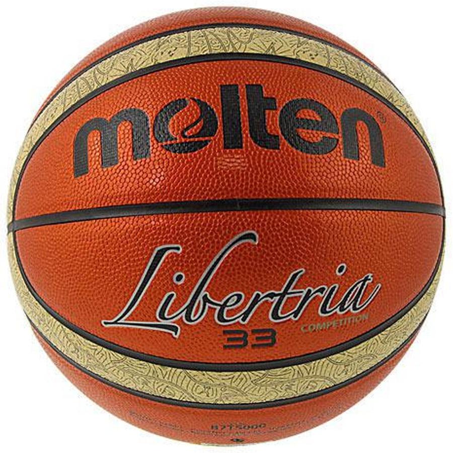 Piłka koszykowa Molten Libertia 33 Competition