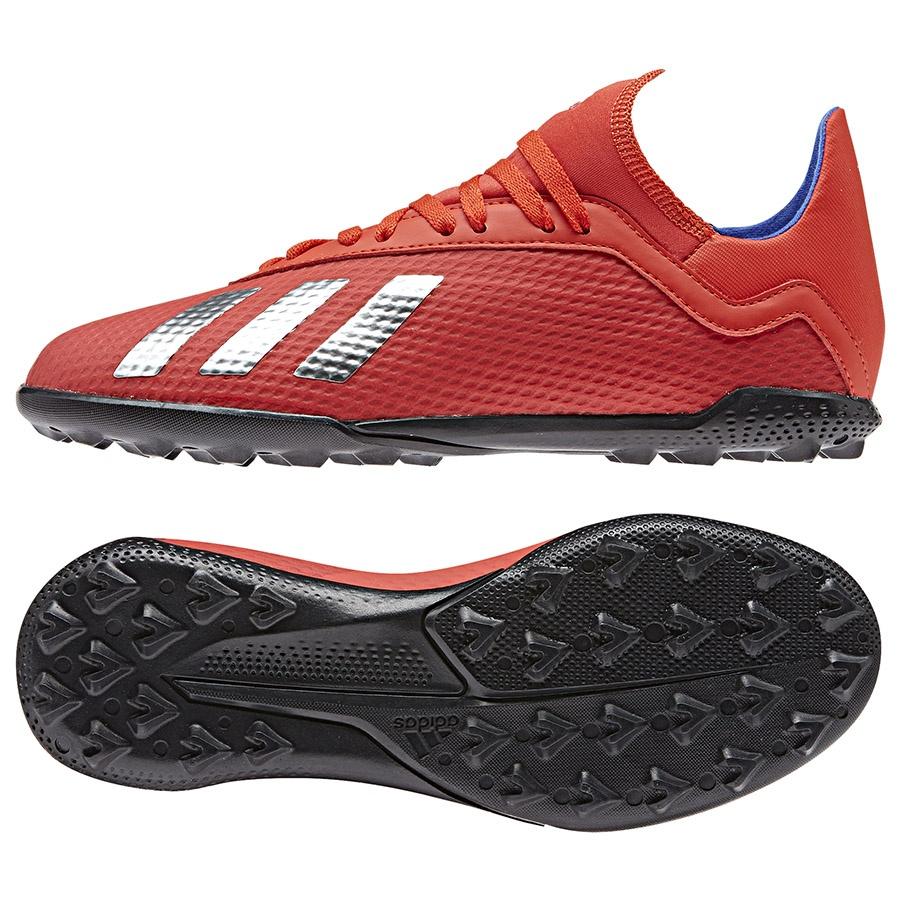 Buty adidas X 18.3 TF J BB9403