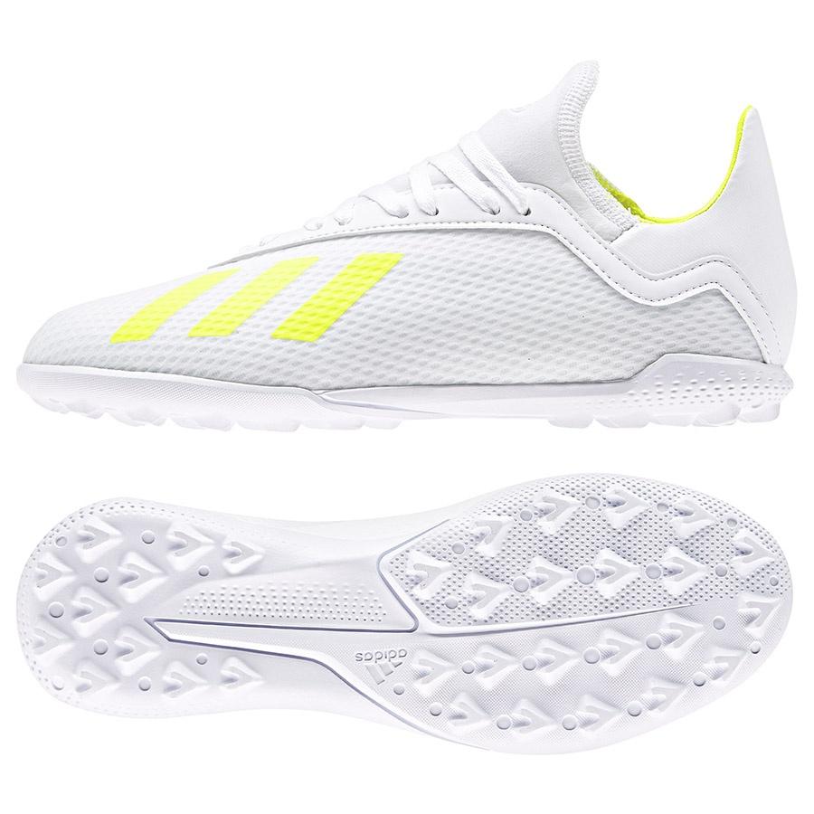 Buty adidas X 18.3 TF J BB9404