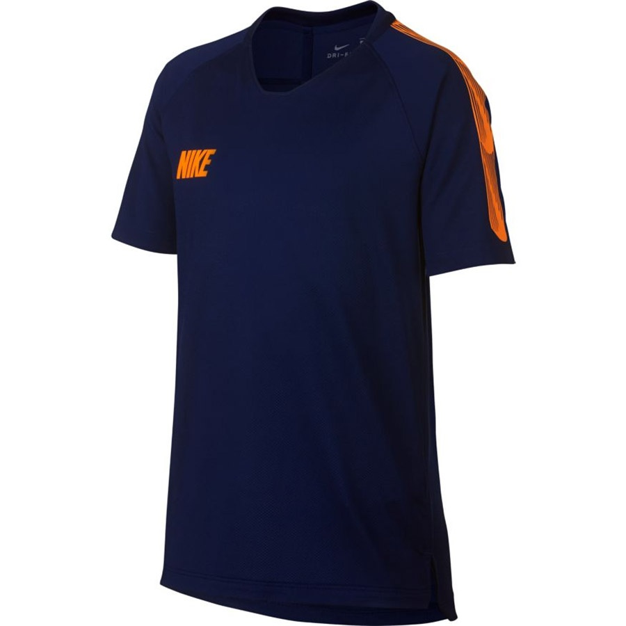 Koszulka Nike Y Breathe Dri Fit Sqaud BQ3763 492