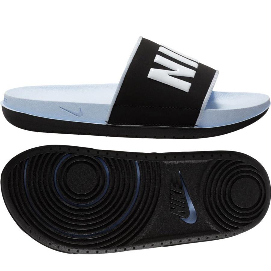 Klapki basenowe Nike Offcourt damskie BQ4632 007