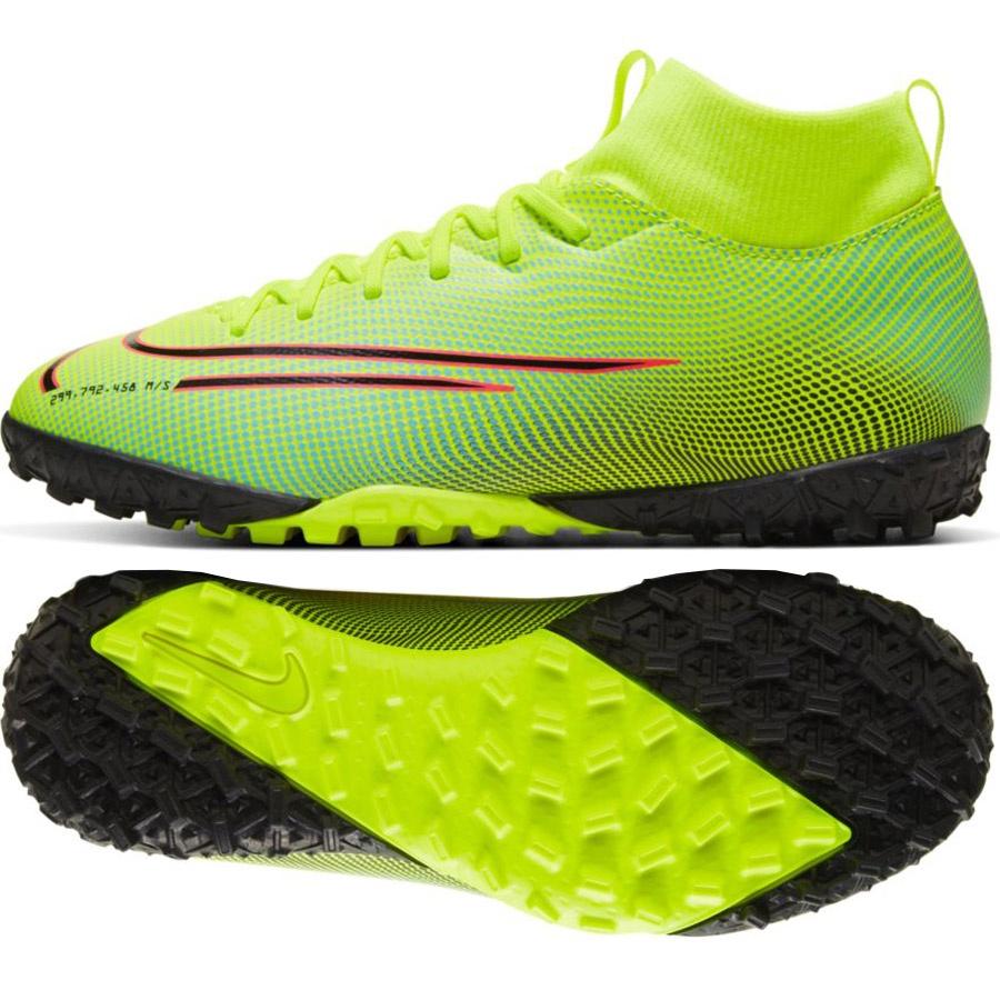 Buty Nike JR Mercurial Superfly 7 Academy MDS TF BQ5407 703
