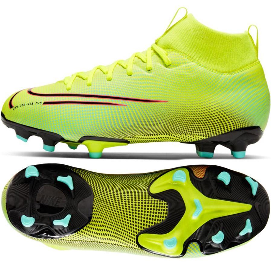 Buty Nike JR Mercurial Superfly 7 Academy MDS FG/MG BQ5409 703