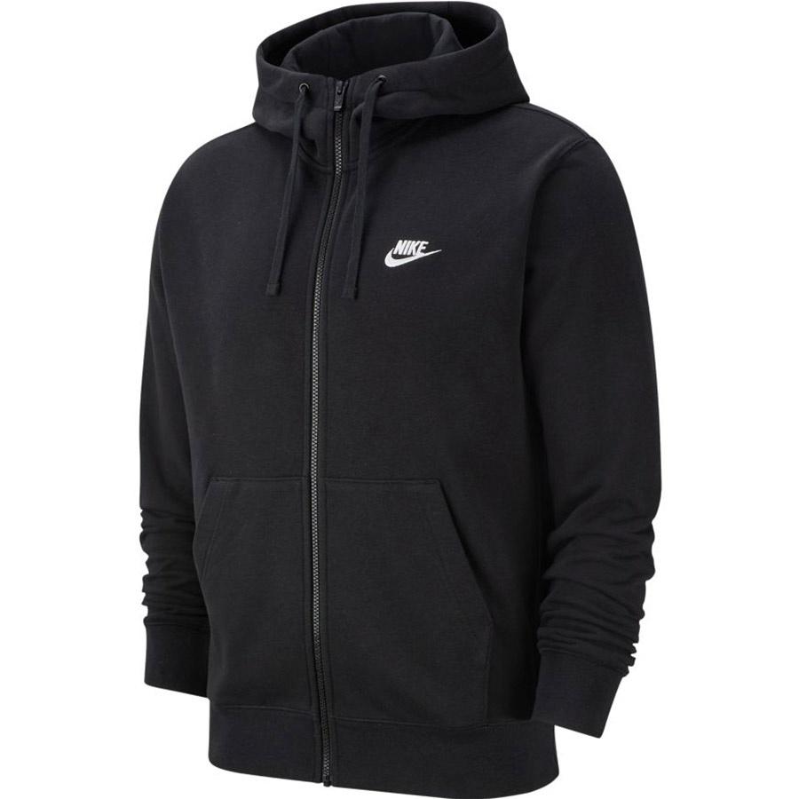 Bluza Nike Sportswear Club Men's Full-Zip Hoodie BV2648 010