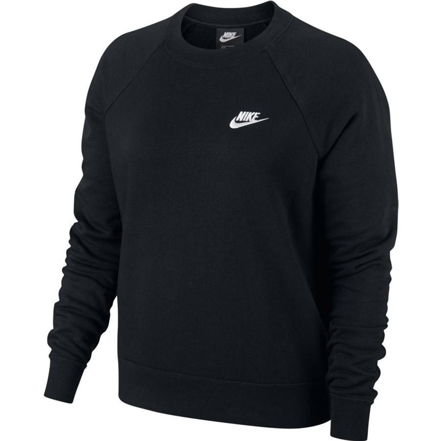 Bluza Nike Sportswear Essential Women's Fleece Crew BV4110 010