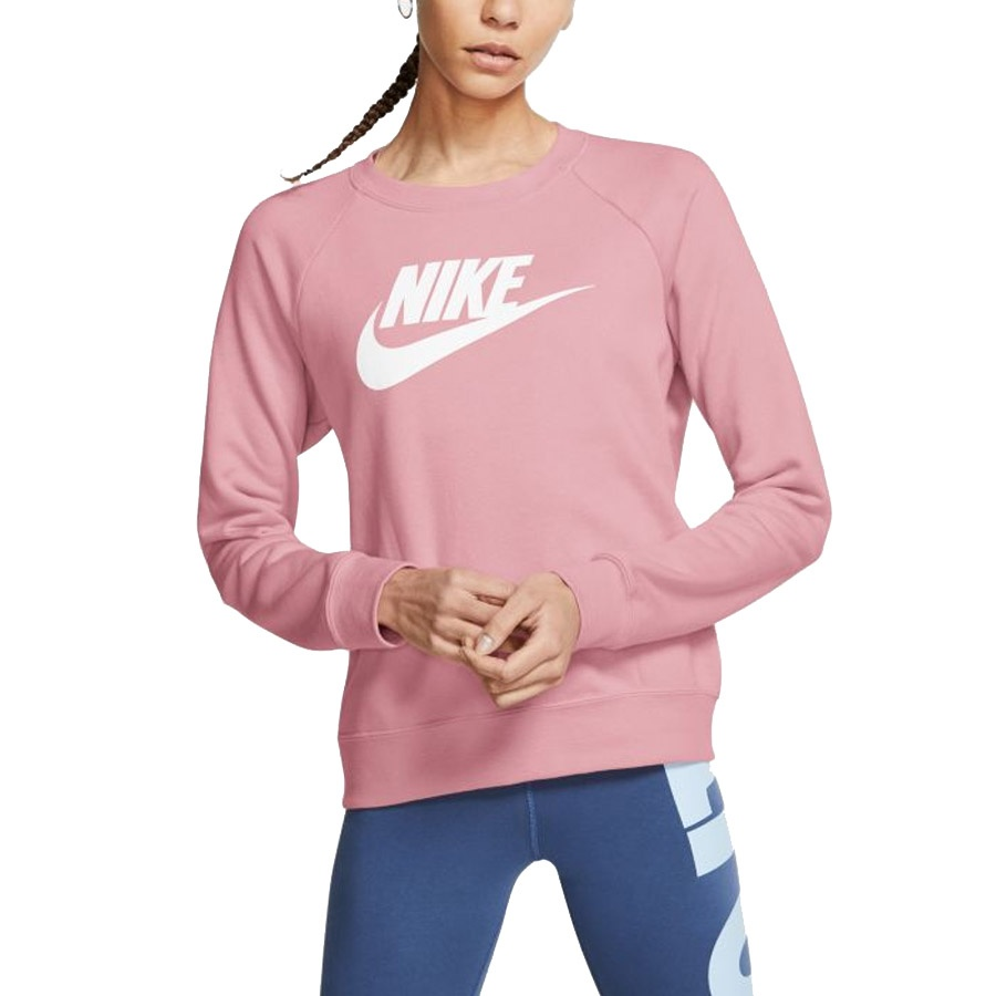 Bluza Nike Sportswear Essential Women's Fleece Crew BV4112 632