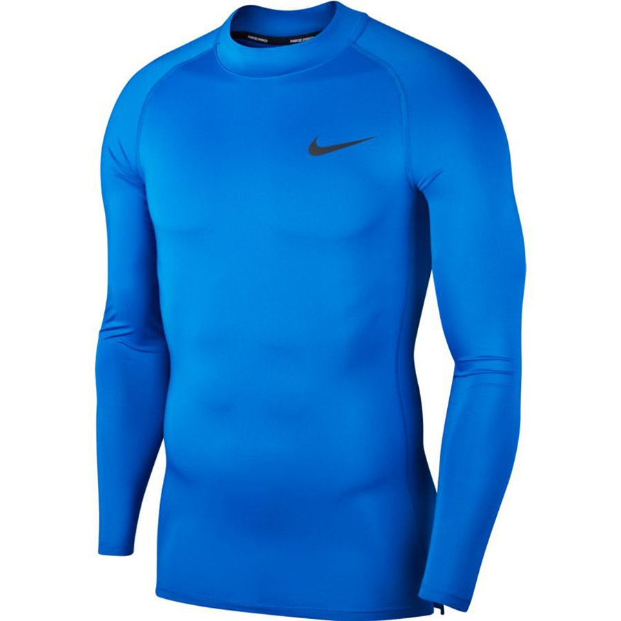Koszulka Nike M NP Top LS Tight Mock BV5592 480