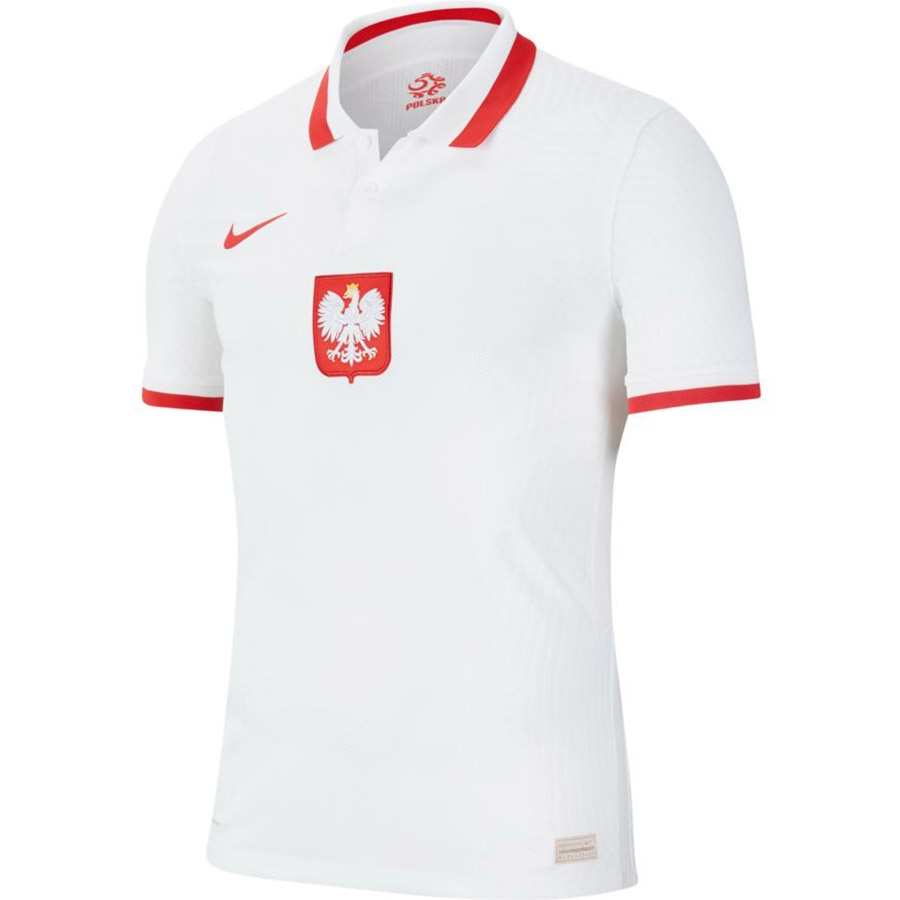 Koszulka Nike Poland M Vapor Match JSY SS Home CD0590 100