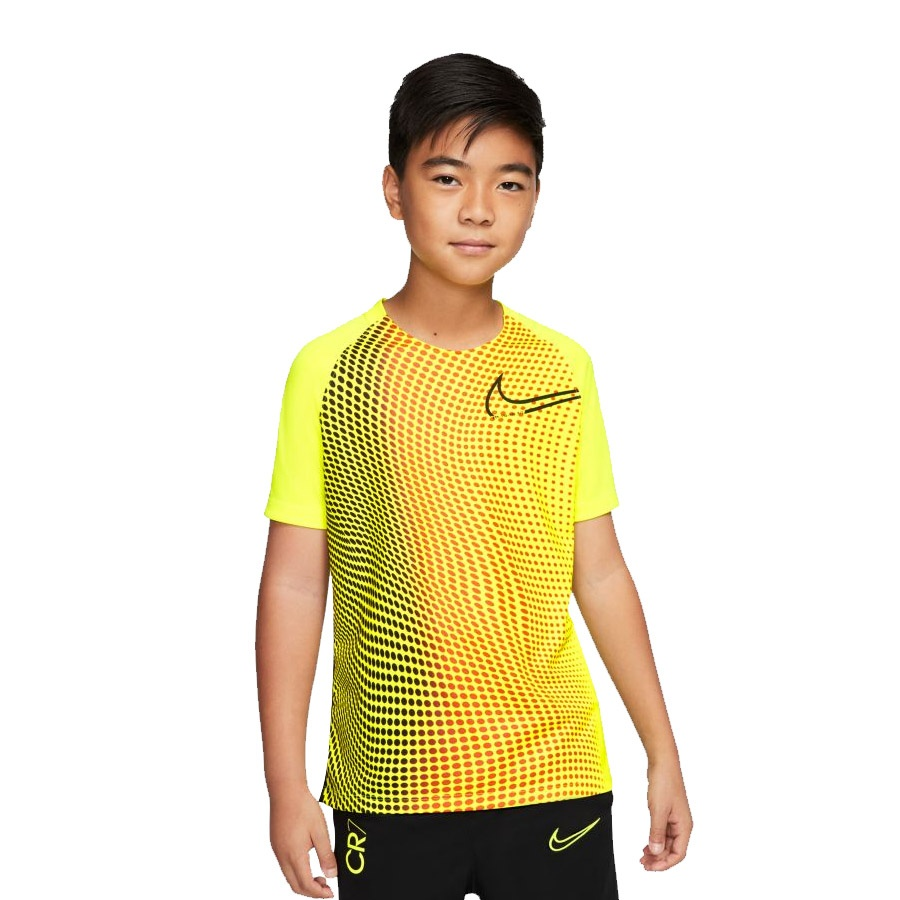 Koszulka Nike CR7 B NK Dry Top SS CD1076 757