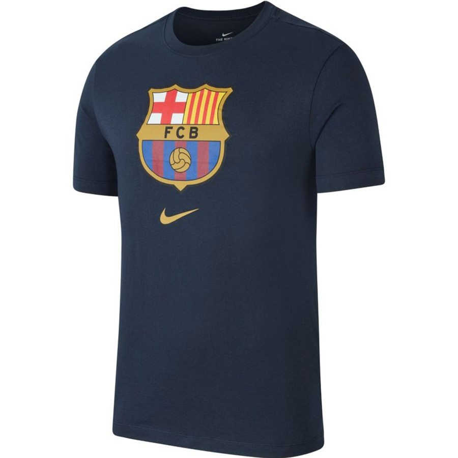 Koszulka Nike FC Barcelona M NK Tee Evergreen Crest CD3115 475
