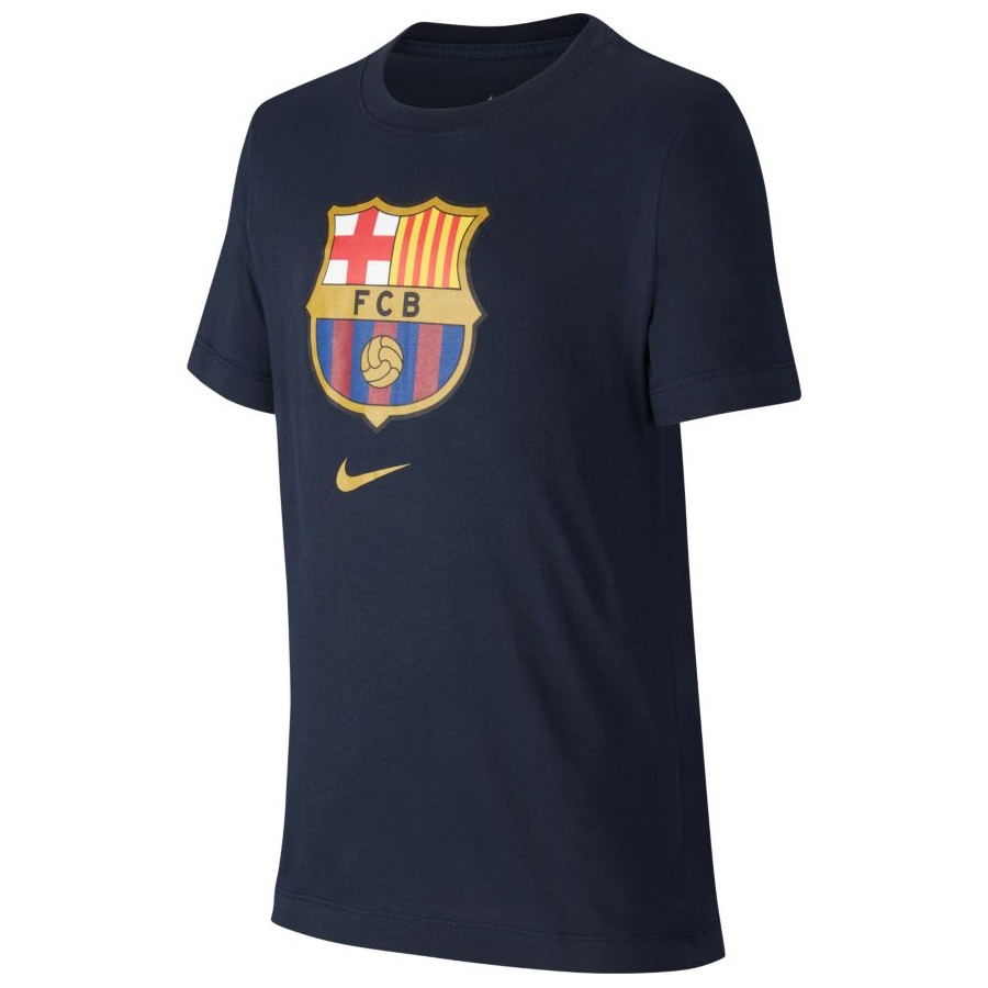 Koszulka Nike FC Barcelona B NK Tee Evergreen Crest CD3199 475