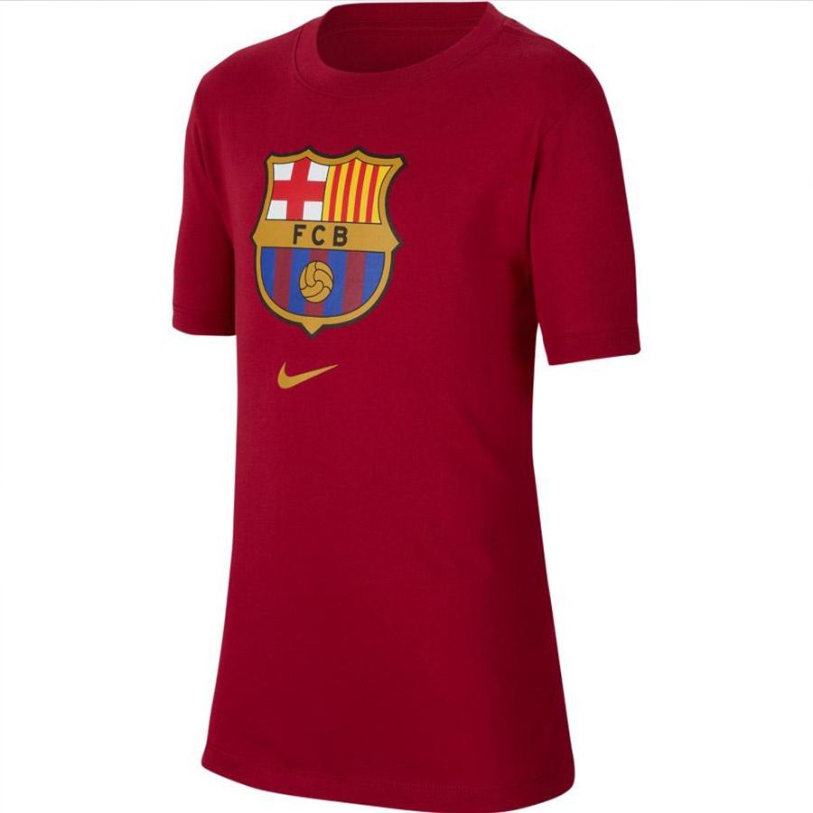 Koszulka Nike FC Barcelona B NK Tee Evergreen Crest CD3199 620