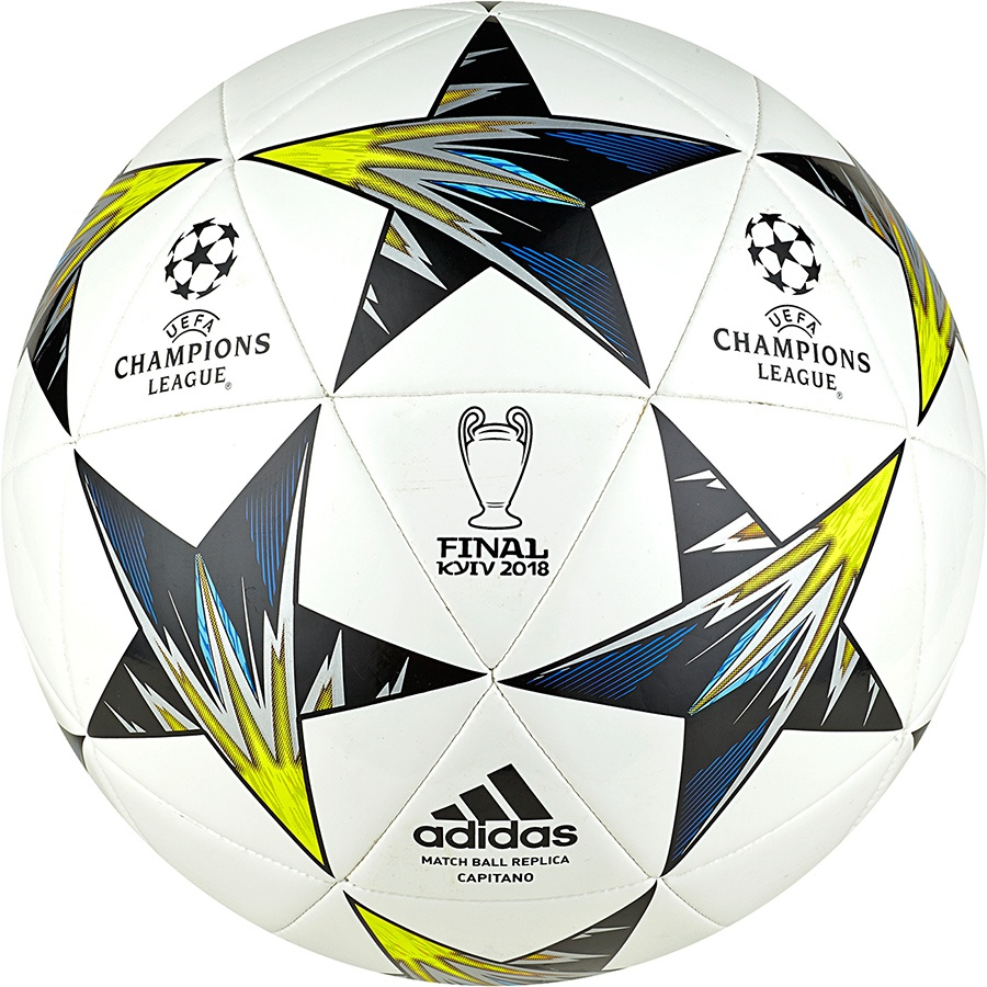 Piłka adidas Finale Kiev Cap CF1197
