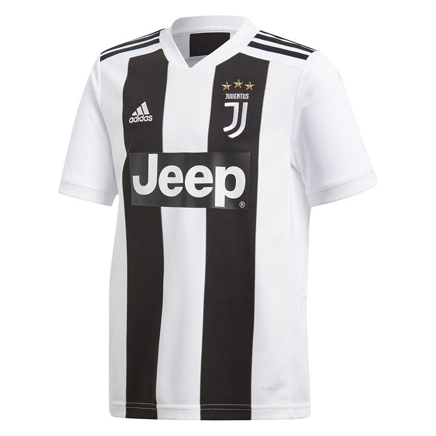 Koszulka adidas JUVE Home JSY Y CF3496