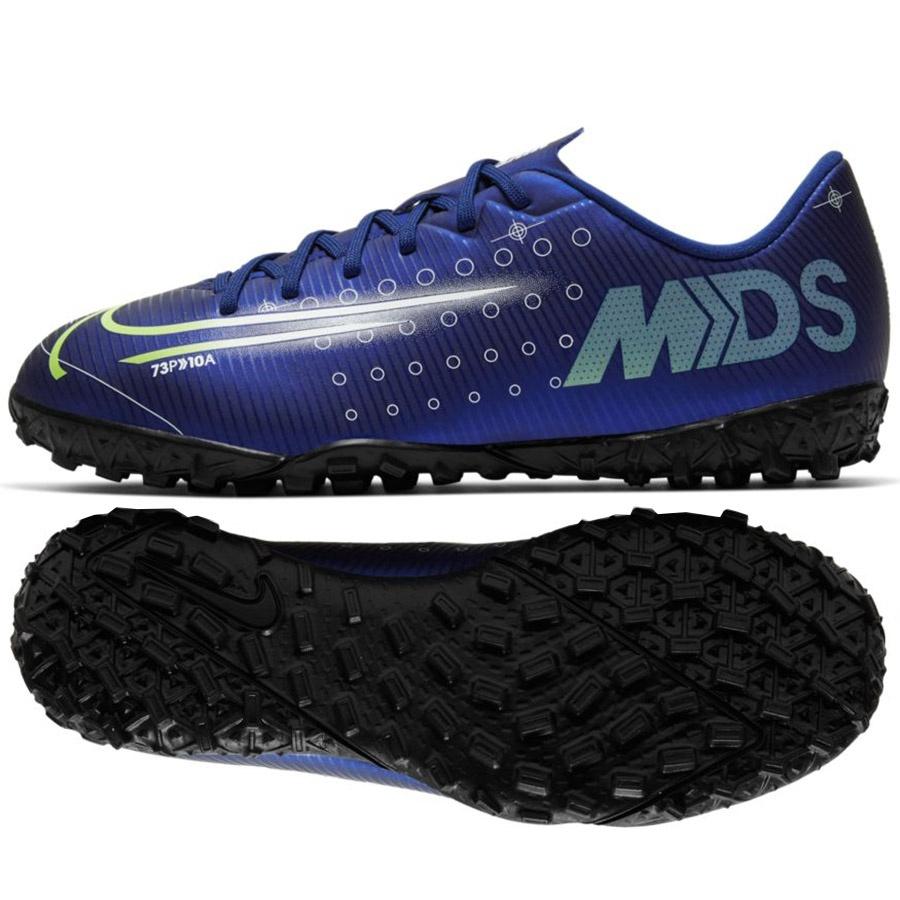 Buty Nike JR Mercurial Vapor 13 Academy MDS TF CJ1178 401