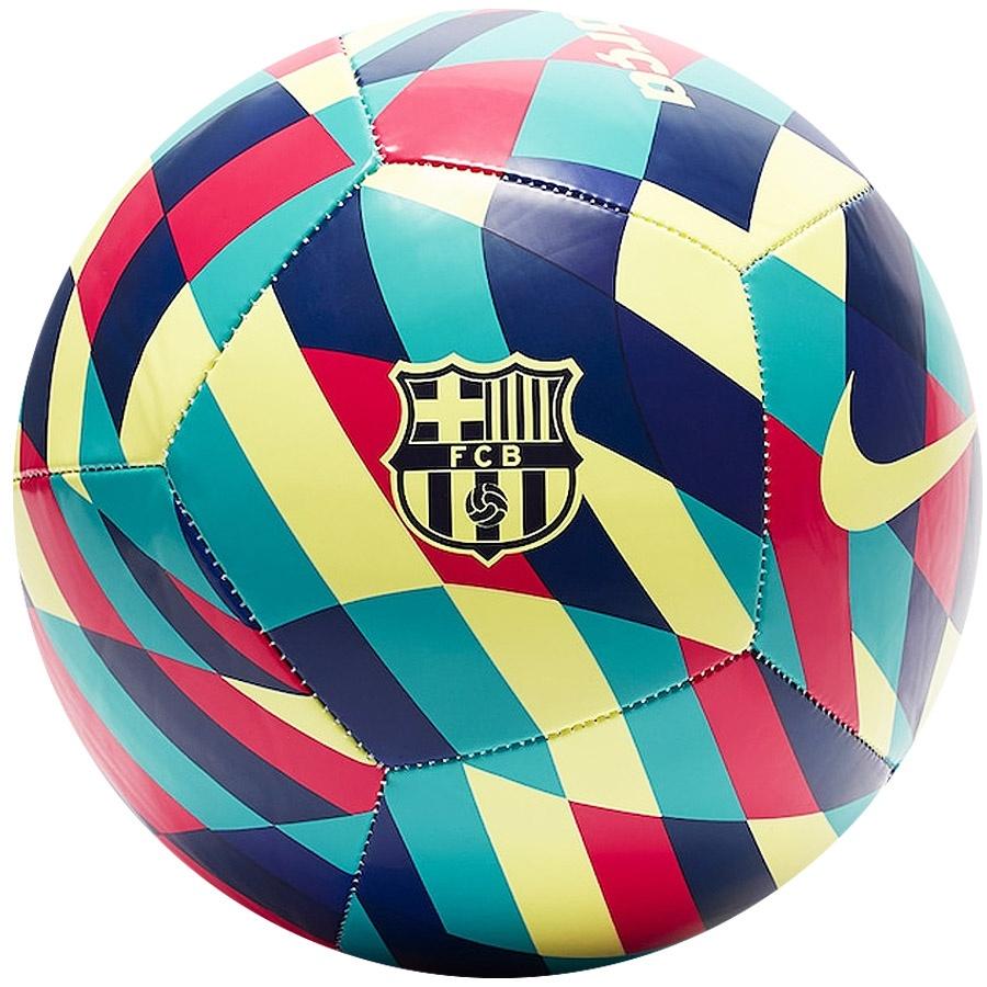 Piłka Nike FC Barcelona Pitch CQ7883 352
