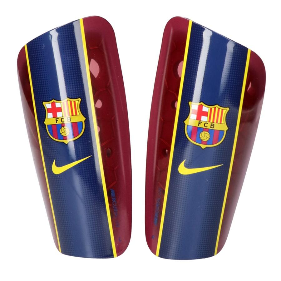 Nagolenniki piłkarskie Nike FC Barcelona Mercurial Lite CQ8069 620