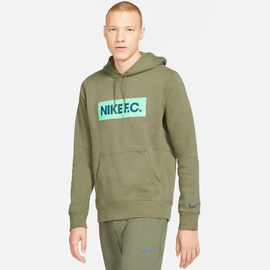 Bluza Nike F.C. Pullover Fleece Soccer Hoodie CT2011 222
