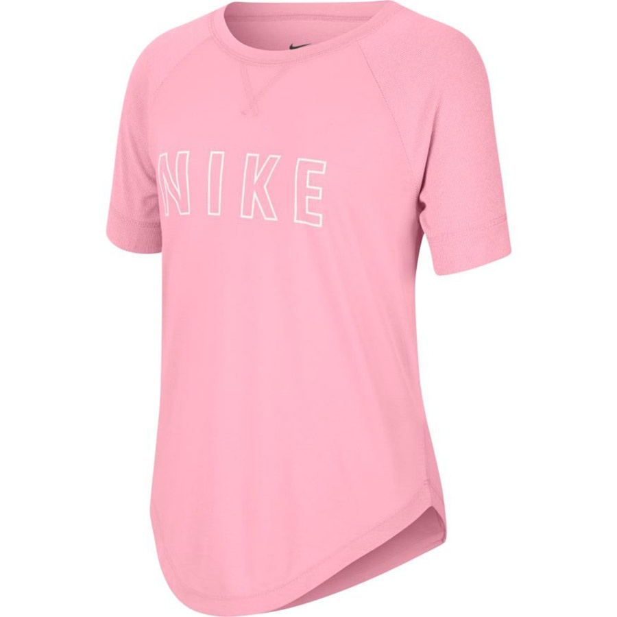 Koszulka Nike G Sportswear Dri Fit Trophy CU8288 654
