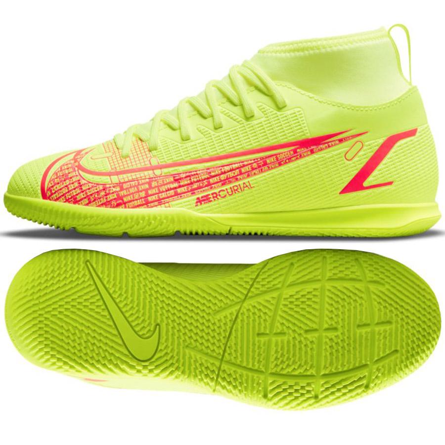 Buty Nike Jr. Mercurial Superfly 8 Club IC CV0792 760