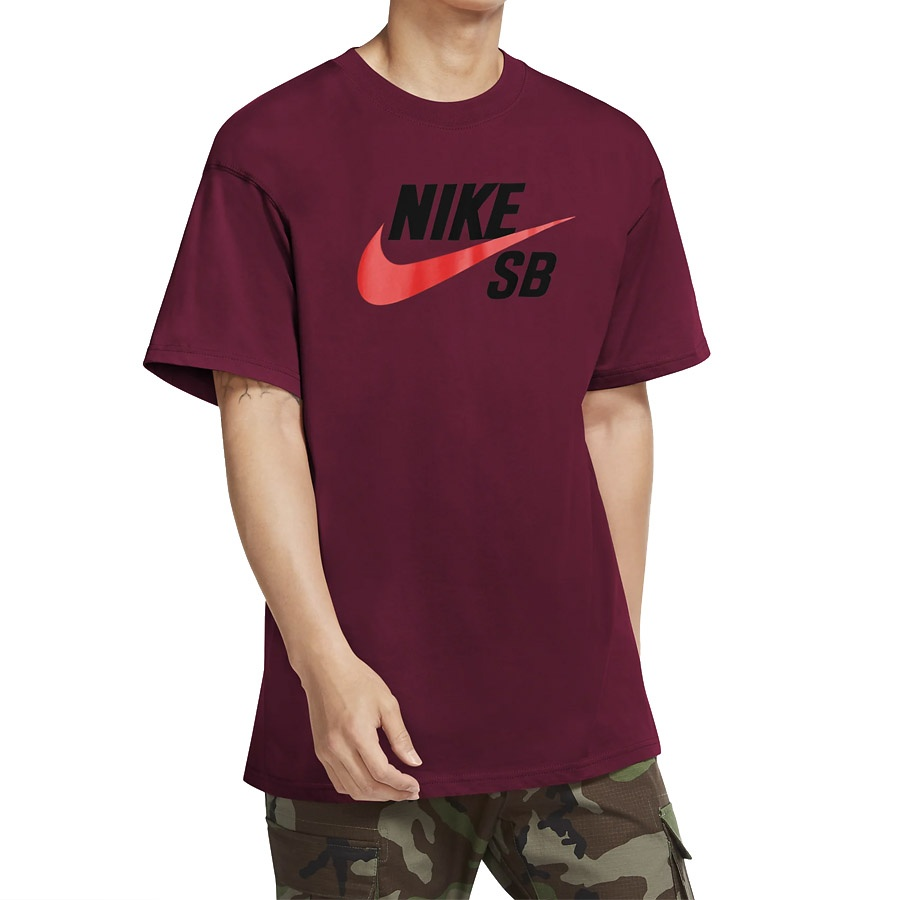 Koszulka Nike SB TEE Logo CV7539 638