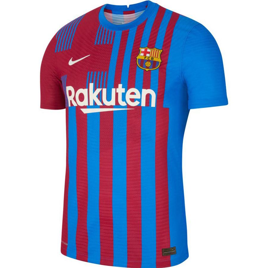 Koszulka Nike FC Barcelona 2021/22 Match Home Men's Soccer Jersey CV7847 428