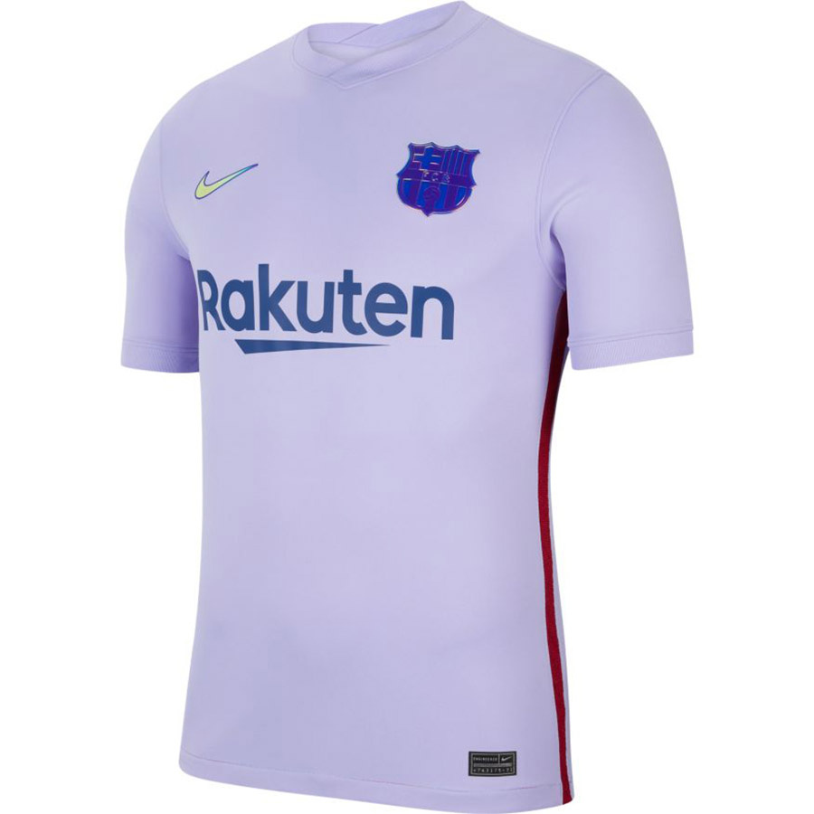 Koszulka Nike FC Barcelona 2021/22 Stadium Away CV7890 581