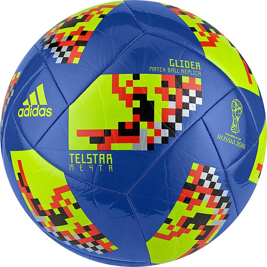 Piłka adidas Telstar Mechta World Cup Ko Glider CW4687