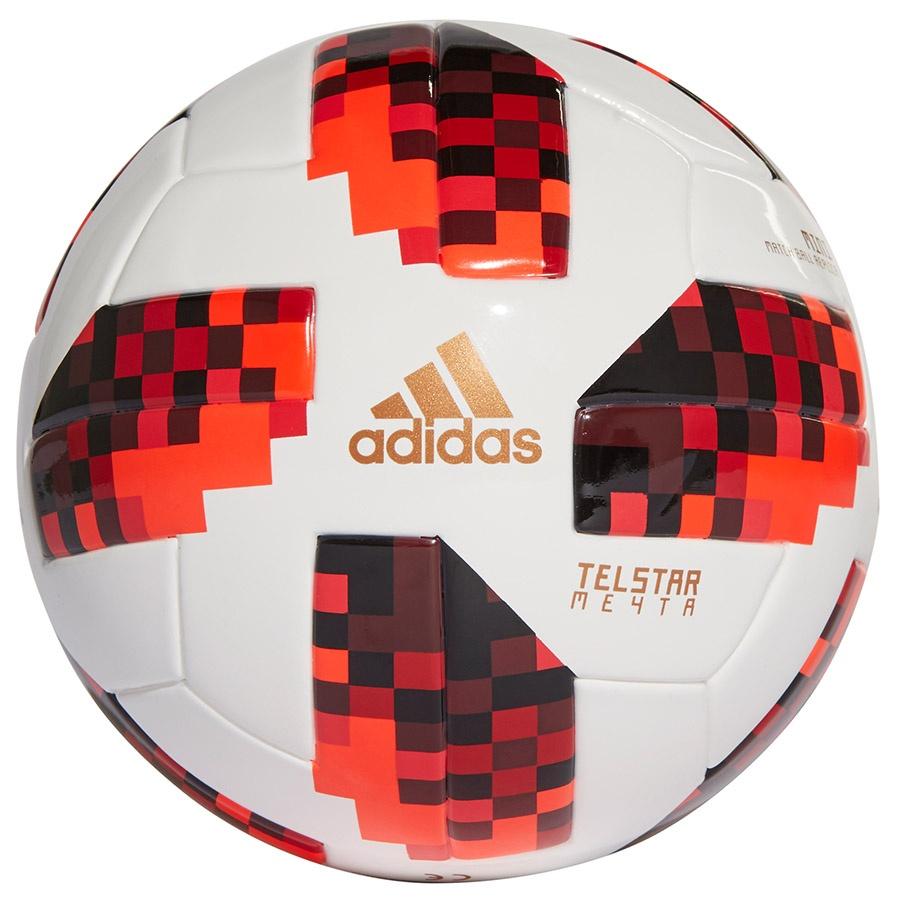 Piłka adidas Telstar Mechta World Cup Ko Mini CW4690