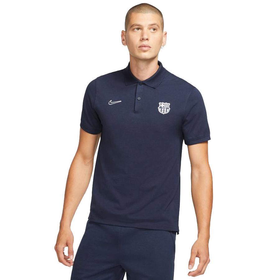 Koszulka Nike FC Barcelona Men's Polo CW5300 451