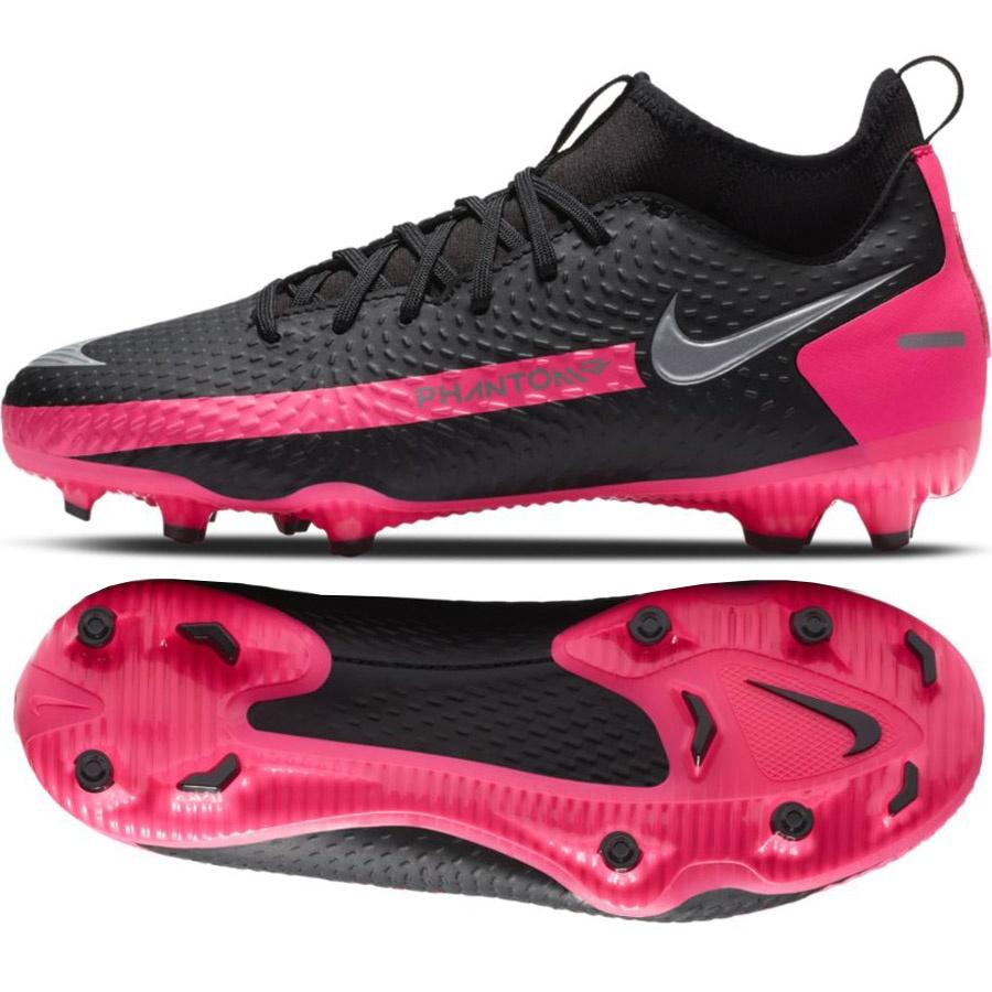 Buty Nike JR Phantom GT Academy DF FG/MG CW6694 006