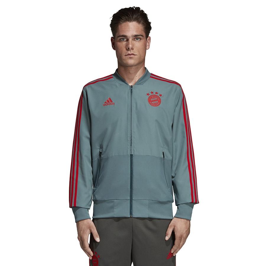 Bluza adidas FC Bayern PRE JKT CW7298