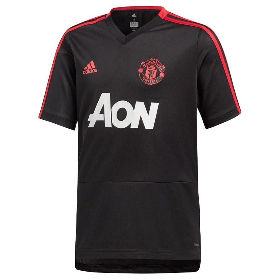 Koszulka adidas Manchester United TR JSY Y CW7611
