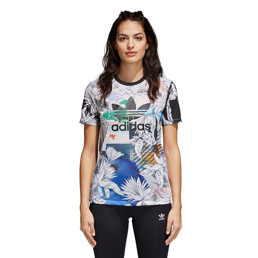 Koszulka adidas Originals Shirt Trefoil Passinho CY7370