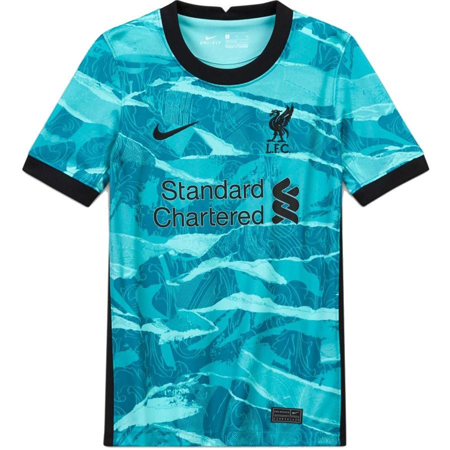 Koszulka Nike Liverpool FC Stadium Y Away CZ2646 354