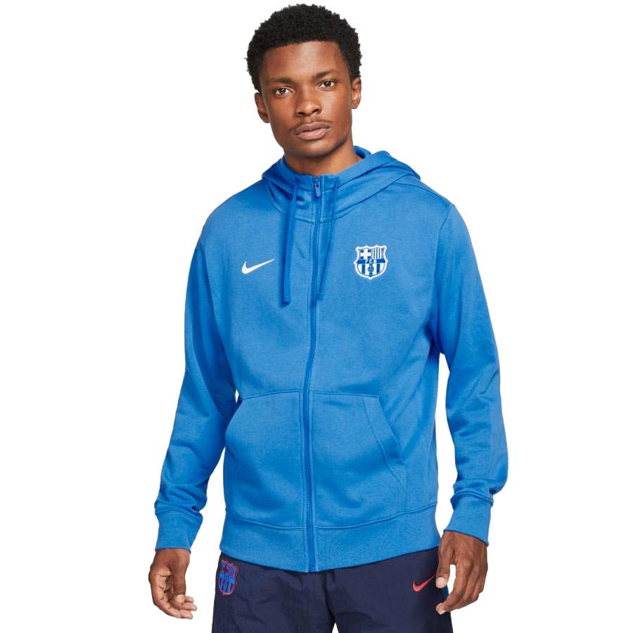 Bluza Nike FC Barcelona Soccer Hoodie CZ7510 427